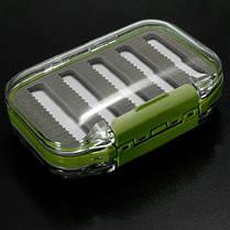 Водонепроницаемый двойной сторона нахлыстом приманкой ящик решать тематические крючок с наживкой коробка 3colors - 1TopShop, фото 3