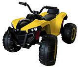 Эл-мобиль T-738 квадроцикл 6V7AH мотор 2*15W 100*70*70 , фото 2