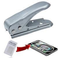 SIM Cutter SIM->NanoSIM Каттер (обрезатель СИМ карт в размер нано сим) резак