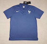 Тренировочная футболка (поло) сборной Франции, сезон  2018-2019