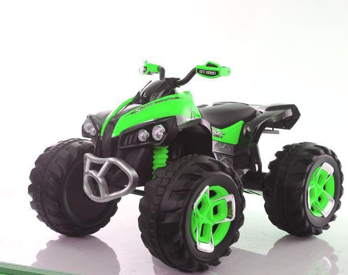Эл-мобиль T-739 квадроцикл 12V7AH мотор 2*25W с MP3 138*95*72