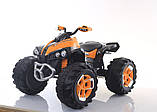 Эл-мобиль T-739 квадроцикл 12V7AH мотор 2*25W с MP3 138*95*72 , фото 2