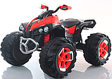 Эл-мобиль T-739 квадроцикл 12V7AH мотор 2*25W с MP3 138*95*72 , фото 3