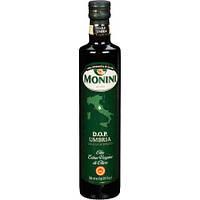 Оливковое масло первого холодного отжима из Умбрии DOP Extra Virgin Monini - 500 мл