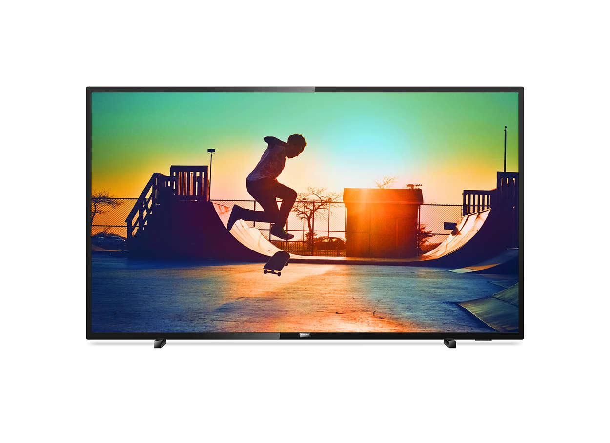 Телевизор Philips 43PUS6503/12