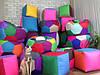 Детский мягкий Пуф мяч  мебель Лофт, Loft,кресло мешок Кресло груша бескаркасный Пуф, фото 3