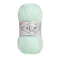 Alize My Baby пряжа для вязания 100% акрил .