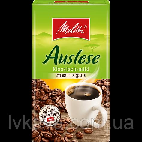 Кофе молотый Melitta Auslese Klassisch mild,  500 г, фото 2
