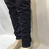 Чоловічий спортивний костюм Карра репліка Каппа темно - синій, фото 9