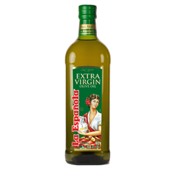 Оливковое масло первого холодного отжима Extra Virgin La Espanola - 1л, фото 2