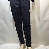 Чоловічий спортивний костюм Карра репліка Каппа темно - синій, фото 8