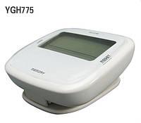 Педометр LCD+LED HAPTIME YGH775 БІЛИЙ