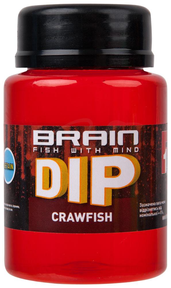 Діп для бойлов Brain F1 Crawfish (річковий рак) 100ml