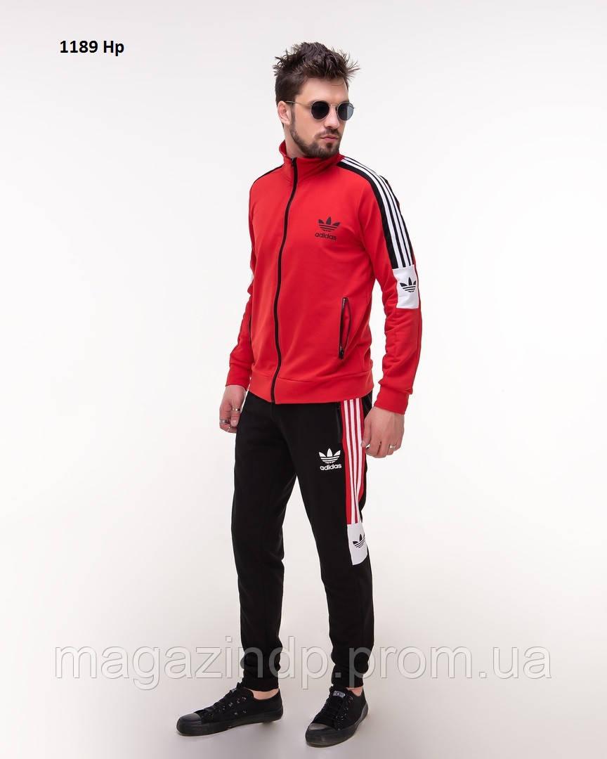 Мужской Спортивный костюм 1189 Нр Код:931235271