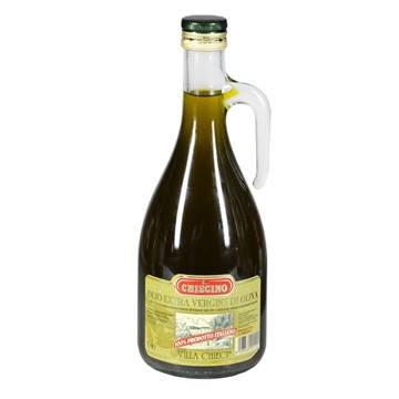 Оливковое масло первого холодного отжима Extra Virgin Il Chiecino - 1л, фото 2