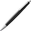 Ручка 4в1 Lamy 2000 Чёрная (Синий, Чёрный, Красный, Зелёный Стержень M21 1,0 мм) (4014519270454)