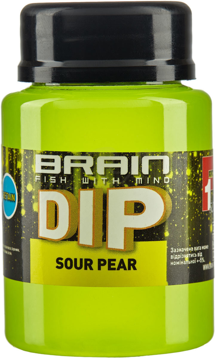 Дип для бойлов Brain F1 Sour Pear (груша) 100ml