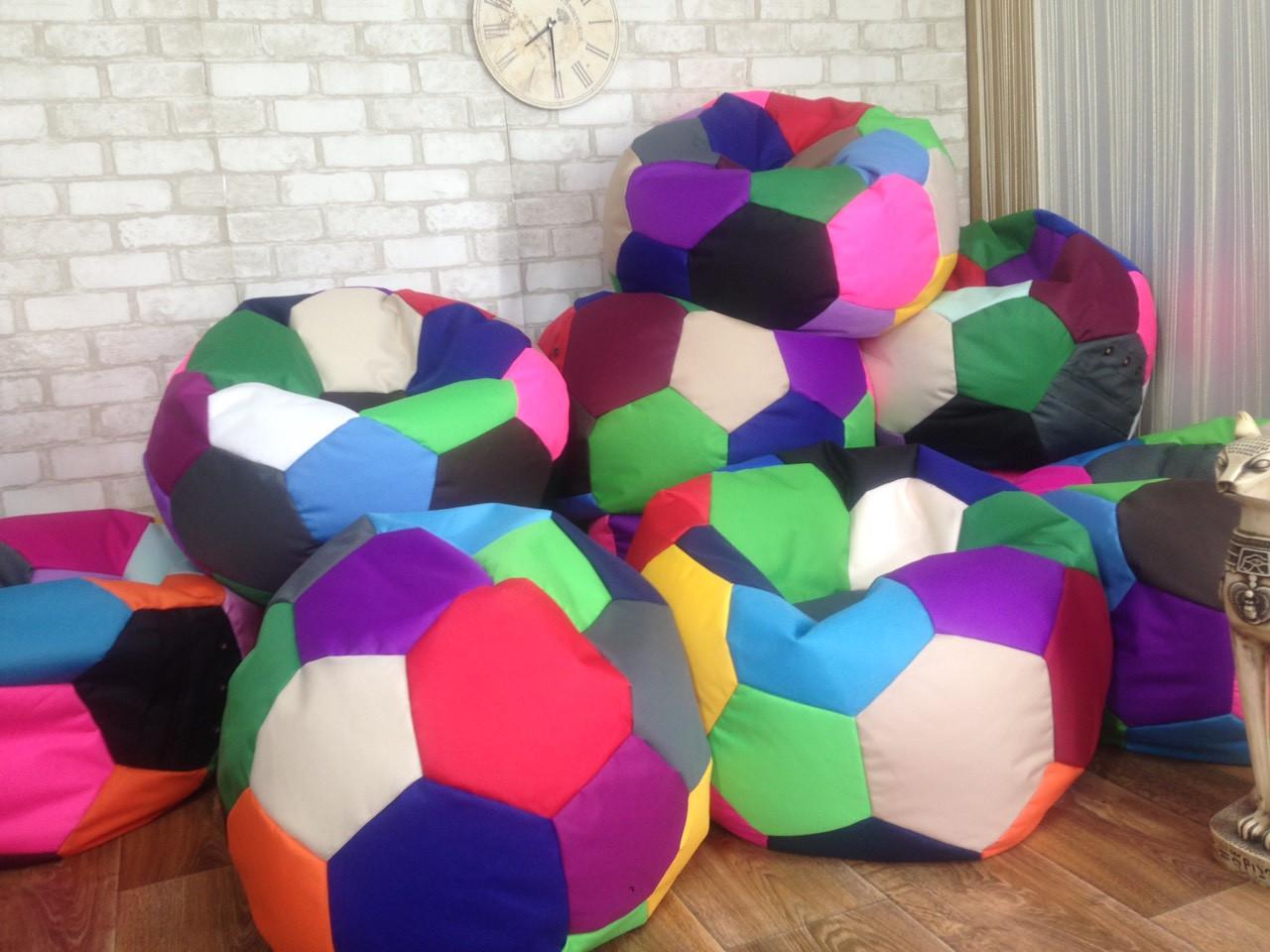 Детский мягкий Пуф мяч  мебель Лофт, Loft,кресло мешок Кресло груша бескаркасный Пуф