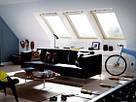 Мансардное окно GZL 1059 М08 78х140 см, фото 4