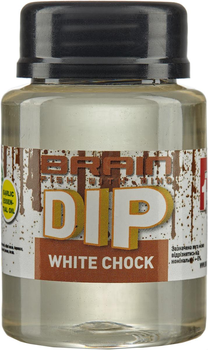 Діп для бойлов Brain F1 White Shock (білий шоколад) 100ml