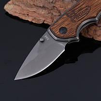 X44 145 мм 3CR13 Нержавеющая сталь Мини-карманный складной нож На открытом воздухе Тактическая охота Рыбалка Нож EDC - 1TopShop, фото 3