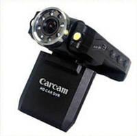 Автомобильный видеорегистратор P6000 Night Vision HD ЧЕРНЫЙ SKU0000770