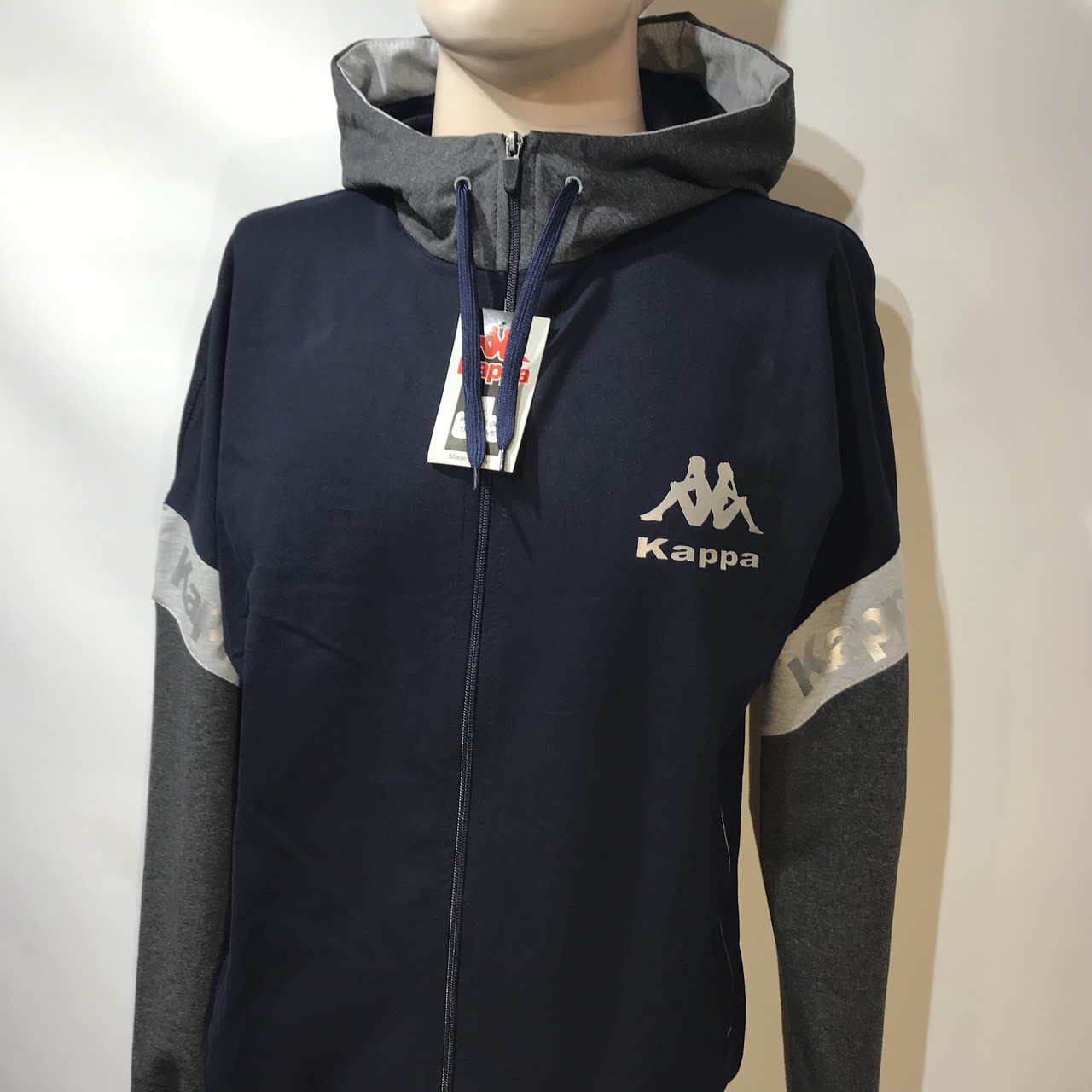 Мужской спортивный костюм Карра Каппа темно- синий