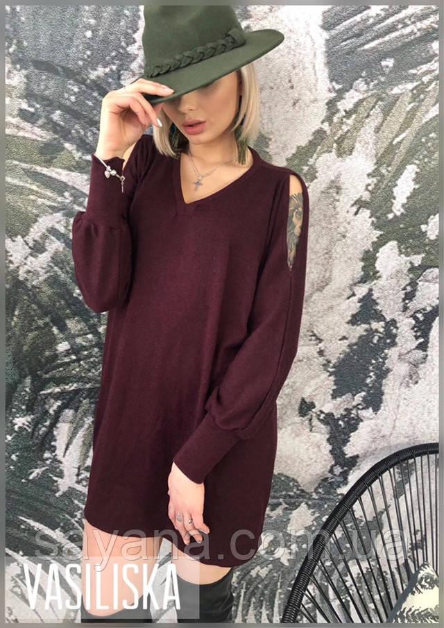 модное платье туника