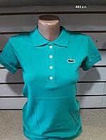 Женская футболка Поло 831 с.т. Код:942210984, фото 1