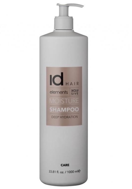 XCLS Moisture Увлажняющий шампунь для волос, 1000 мл