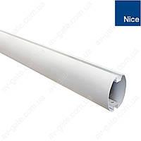 Стрела алюминиевая для шлагбаума WIDE Nice XBA14, фото 1