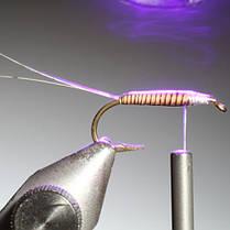 MAXCATCH Fly Рыбалка Крючки Инструмент UV Отверждение клея Лампа Портативный Ручка Тип Фиолетовый свет - 1TopShop, фото 2
