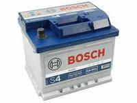 Акумулятор Bosch S4 Silver 44 Ач