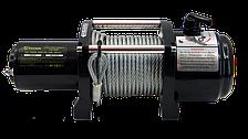 Лебёдка автомобильная Titan PAL5500 (2495 кг)