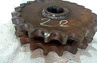 Звездочка Z-22 ф 40 (двойная) ПРТ-10, ПРТ-7