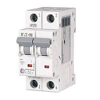 Автоматический выключатель HL-C40/2p, 4,5kA, 40А, (194775), xPole Home, Eaton, фото 1