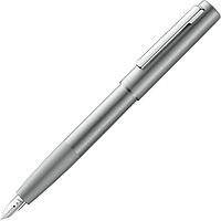 Ручка Чернильная Lamy Aion Матовый Хром F / Чернила T10 Синие (4014519689164), фото 1