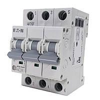 Автоматический выключатель HL-C20/3p, 4,5kA, 20А, (194792), xPole Home, Eaton, фото 1