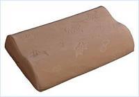 Подушка ортопедическая M&K Foam Talalay latex профилированная