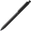Ручка 3в1 Lamy St Чёрная (Чёрный, Красный Стержень M21 1,0 мм + Механический карандаш 0,5 мм) (4014519274704)