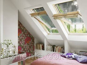 Мансардное окно GGL 3070 МK06 78х118 см