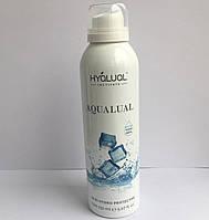 Спрей талая вода Аквалуаль Aqualual производство Hyalual 150мл