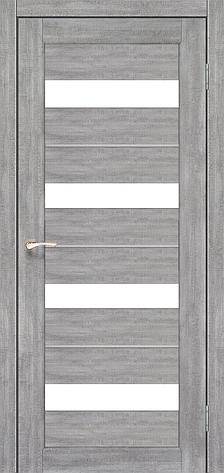 Двери KORFAD PD-02 Полотно+коробка+1 к-кт наличников, эко-шпон, фото 2