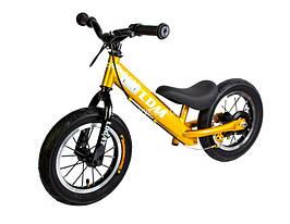 Велобег LOGAT LDM.  Gold (Дисковый тормоз)