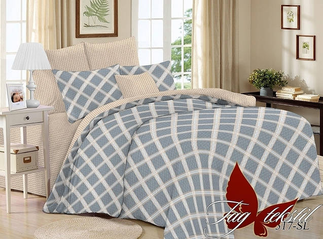 Комплект постельного белья с компаньоном SL317, фото 2