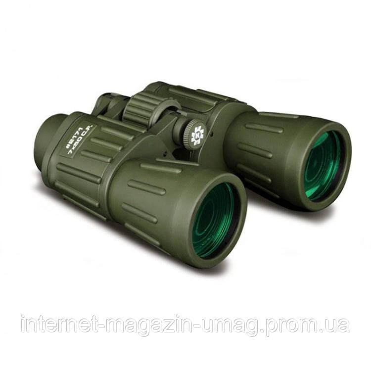 Бинокль Konus Army 7x50 армейский, олива