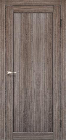 Двери KORFAD PD-03 Полотно+коробка+1 к-кт наличников, эко-шпон, фото 2