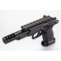 Пистолет пневматический КWC KMB89AHN Blowback