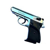 Пістолет стартовий Ekol MAJOR хром