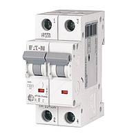 Автоматичний вимикач HL-B50/2p, 4,5 ка, 50А, (194766), xPole Home, Eaton